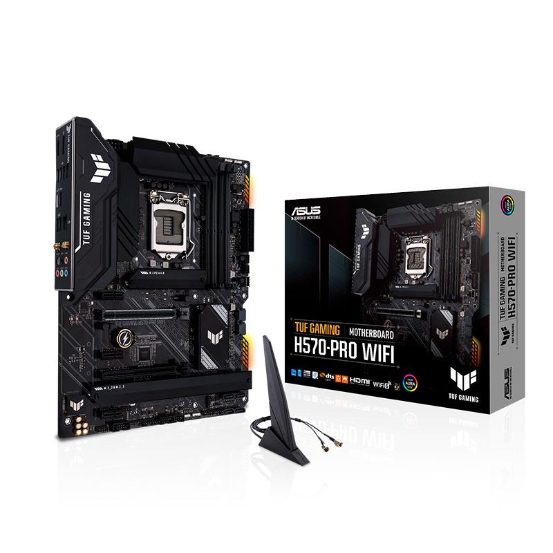 Asus TUF Gaming H570 Pro WiFi LGA 1200 ATX Motherboard