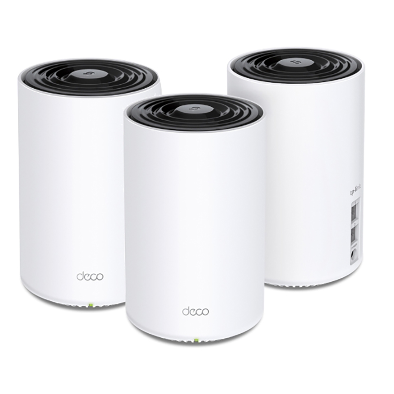 TP-Link Deco X68 AX3600 Whole Home Mesh WiFi 6 System - 3 Pack