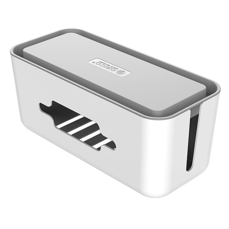 Orico Storage Box for Surge Protector and Power Adapter Large- White