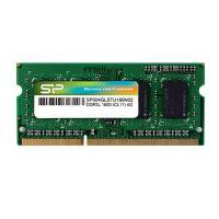 Silicon Power 4GB (1x4GB) 1600Mhz CL11 DDR3L SODIMM Laptop RAM SP004GLSTU160N02