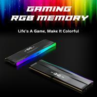 Silicon Power 16GB (2x8GB) SP016GXLZU320BDD 3200MHz XPOWER Zenith Gaming Desktop Memory RGB DDR4 RAM