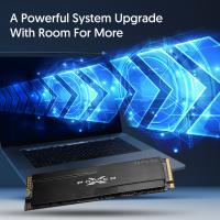 Silicon Power 512GB XD80 Gen3x4 TLC R/W up to 3,400/2,300 MB/s PCIe M.2 NVMe SSD