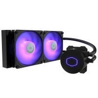 Cooler Master MasterLiquid 240 RGB V2 AIO Liquid CPU Cooler