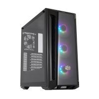 Cooler Master MasterBox MB520L ARGB Tempered Glass ATX Case