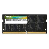 Silicon Power 16GB (1x16GB) SP016GBSFU266X02 2666Mhz CL19 DDR4 SODIMM Laptop RAM