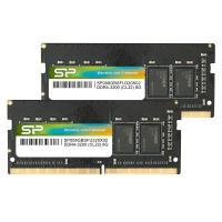 Silicon Power 16GB (2x8GB) 3200Mhz CL22 DDR4 SODIMM Laptop RAM