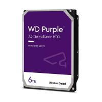 Western Digital 6TB Purple 3.5in SATA Surveillance Hard Drive