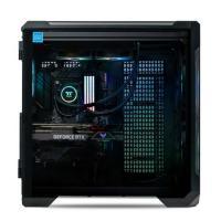Thermaltake Rapture Xtreme Ryzen 7 3700X RTX 3080 500GB SSD + 2TB HDD 32GB RAM W10H Gaming Desktop PC (CA-4T2-00D1WA-00)
