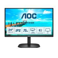 AOC 23.8in FHD IPS 75Hz Monitor (24B2XDA)