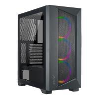 AZZA OCTANE 460A Mid Tower ATX Case Black
