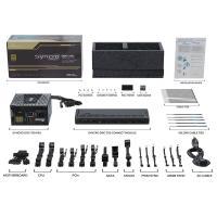 Seasonic Syncro Q704 Aluminum Case with Syncro DGC-750 750W 80 Plus Gold PSU