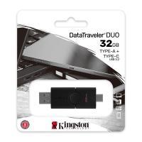 Kingston 32GB DataTraveler Duo USB 3.2 Flash Drive