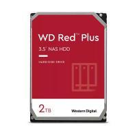 Western Digital 2TB Red Plus 3.5in SATA 5400RPM Hard Drive (WD20EFZX)