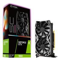 EVGA GeForce GTX 1660 SC Ultra 6G Graphics Card
