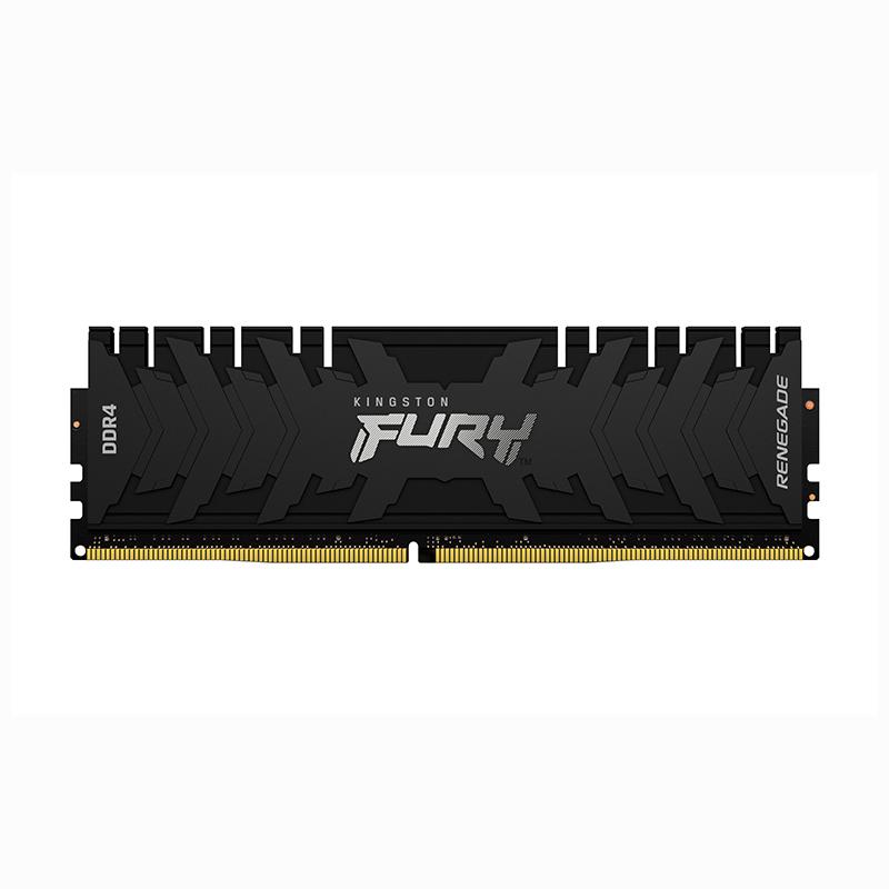Kingston 16GB (2x8GB) KF426C13RBK2/16 FURY Renegade 2666MHz DDR4 RAM - Black