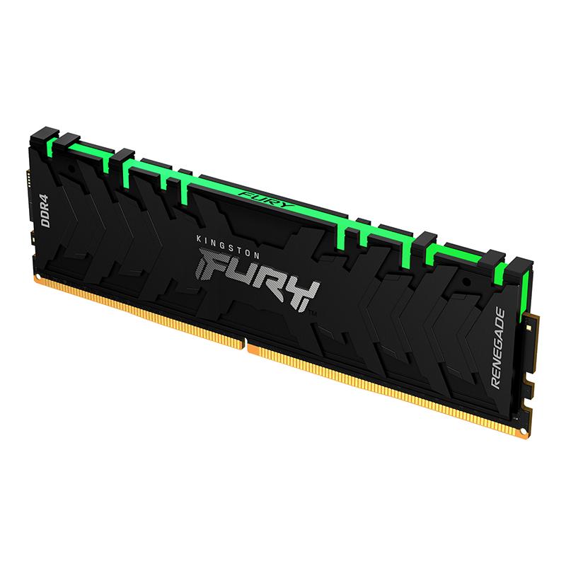 Kingston 16GB (2x8GB) KF436C16RBAK2/16 FURY Renegade RGB 3600MHz DDR4 RAM