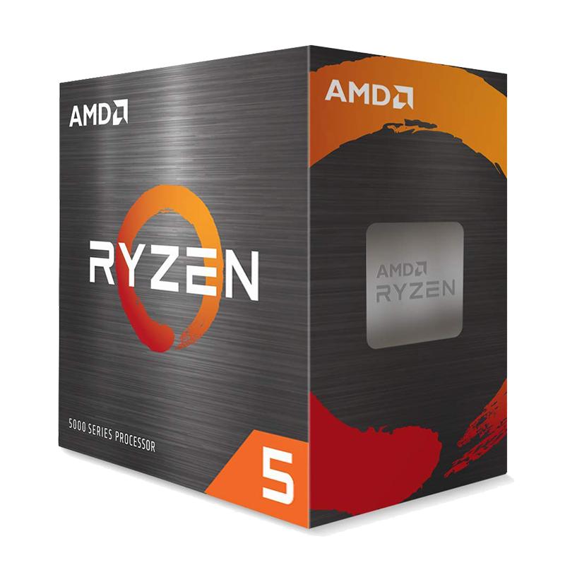 AMD Ryzen 5 5600G 6 Core AM4 3.9GHz CPU Processor