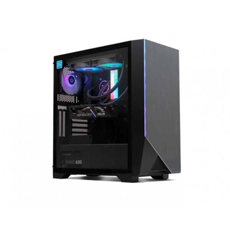 Thermaltake Rapture V2 i5 11400F RTX 3060 500GB SSD + 2TB HDD 16GB RAM W10H Gaming Desktop PC (CA-4W1-00D1WA-01)