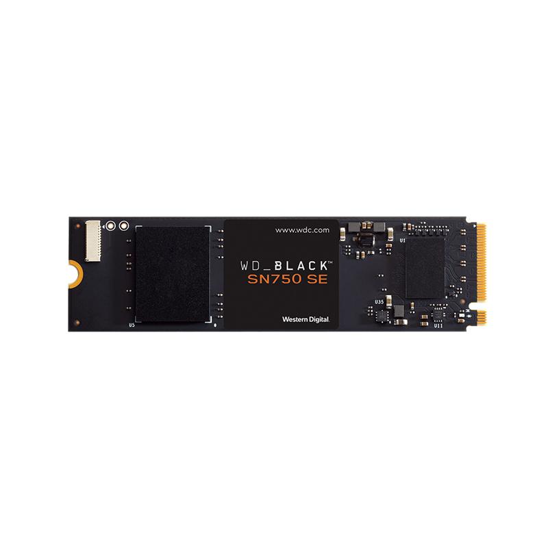 WD Black SN750 SE 1TB M.2 NVMe PCIe Gen4 SSD