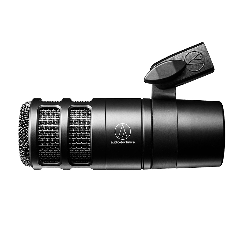 Audio-Technica AT2040 Compact Hypercardioid Dynamic Podcast Microphone