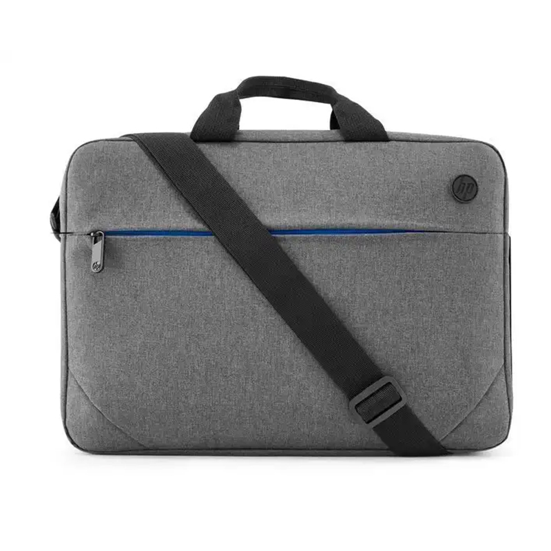 HP Prelude 15.6in Top Load Laptop Bag - Black (1E7D7AA)