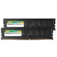 Silicon Power 8GB (2*4GB) SP008GBLFU266X22 CL19 UDIMM 2666MHz DDR4 RAM Dual Desktop Memory