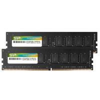 Silicon Power 16GB(2*8GB) SP016GBLFU266X22 CL19 UDIMM 2666MHz DDR4 RAM Dual Desktop Memory