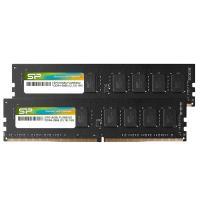 Silicon Power 32GB(2*16GB) SP032GBLFU266X22 CL19 UDIMM 2666MHz DDR4 RAM Dual Desktop Memory