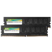 Silicon Power 32GB(2*16GB) SP032GBLFU320X22 CL22 UDIMM 3200MHz DDR4 RAM Dual Desktop Memory