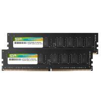 Silicon Power 64GB(2*32GB) SP064GBLFU320X22 CL22 UDIMM 3200MHz DDR4 RAM Dual Desktop Memory