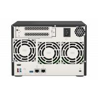 QNAP TVS-675-8G 6 Bay 8 Core 2.5GbE M.2 SSD NAS
