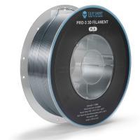 SainSmart Silk PLA Filament, PRO-3 Tangle-Free Premium 1.75mm 3D Printer Filament,Dimensional Accuracy +/- 0.02 mm, 1KG/2.2 LBS Spool, Silk Silver