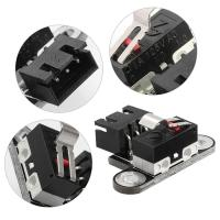 Genmitsu 6PCS Micro Limit Switches with 1M 3 Pin Cable for 3018-PROVer/3018-MX3/3018-PROVer Mach3