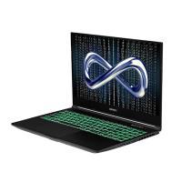 Infinity 15in FHD IPS R7-4800H GTX1650TI 512GB SSD 8GB RAM W10H Gaming Laptop (O5-4R7G5TI-888)