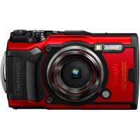 Olympus TG-6 Red Camera