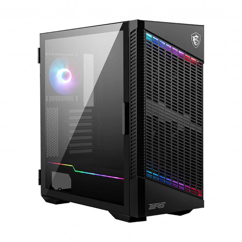 MSI MPG Velox 100P ARGB Mid Tower ATX Case