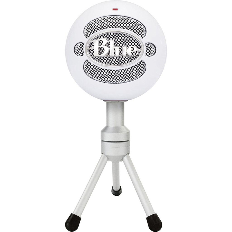 Blue Microphones Snowball iCE Versatile USB Microphone White
