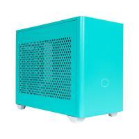 Cooler Master NR200P Tempered Glass Mini ITX Case - Caribbean Blue
