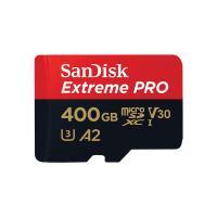 SanDisk 400GB Extreme Pro microSDXC UHS-I Memory Card