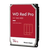 Western Digital 14TB Red Pro 3.5 SATA 7200RPM Hard Drive (WD141KFGX)