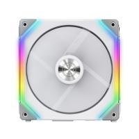 Lian Li SL140 Uni Fan ARGB 140mm Fan 2 Pack - White
