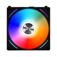 Lian Li 120mm AL120-3 UNI ARGB PWM Fan Black - 3 Pack