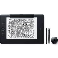 Wacom PTH-660/K1-CX Intuos Pro Medium Paper Edition Graphic Tablet Board with Pro Pen 2