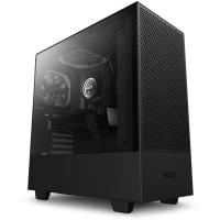 NZXT H Series H510 V2 2021 Flow Mid Tower ATX Case Black