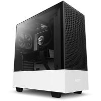 NZXT H Series H510 V2 2021 Flow Mid Tower ATX Case White