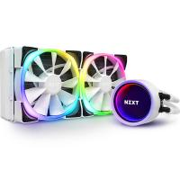 NZXT Kraken X53 240mm RGB Liquid CPU Cooler White