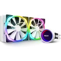 NZXT Kraken X63 280mm RGB Liquid CPU Cooling White
