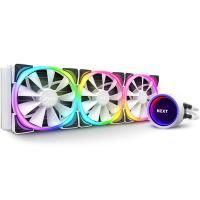NZXT Kraken X73 360mm RGB Liquid CPU Cooler White