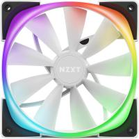 NZXT 140mm Aer RGB 2 Twin Starter Pack White
