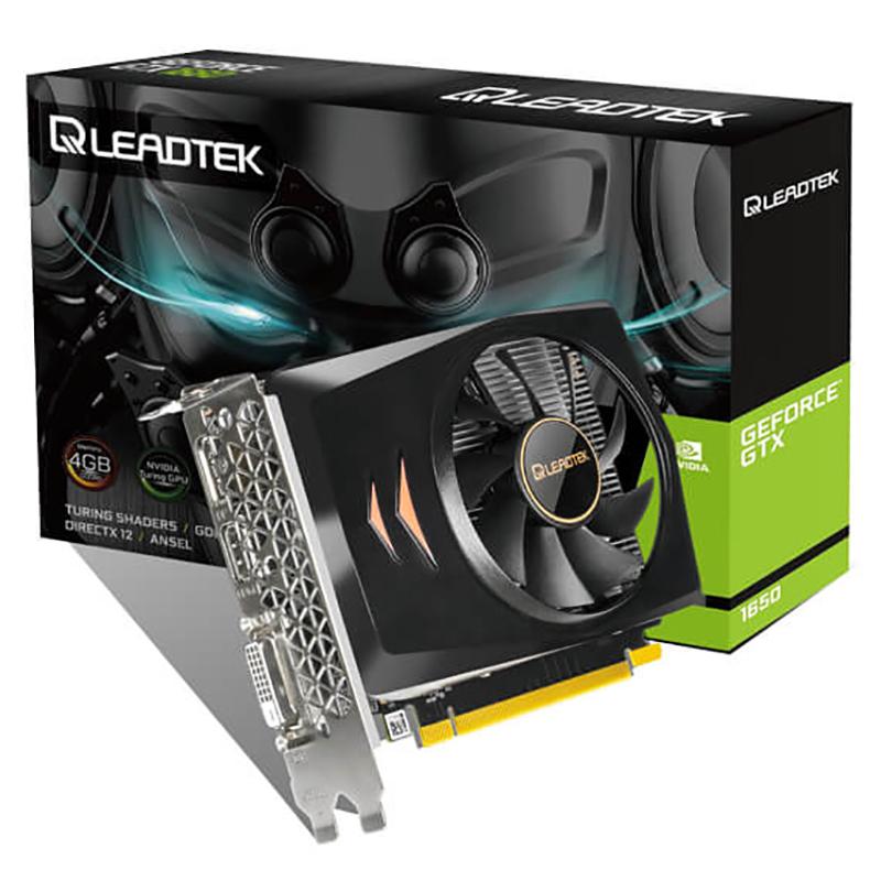 Leadtek WinFast GTX 1650 D6 4G Graphics Card
